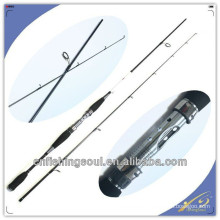 SPR024 made in china supplier hot selling china fishing products glass rod fish spinning fishing rod